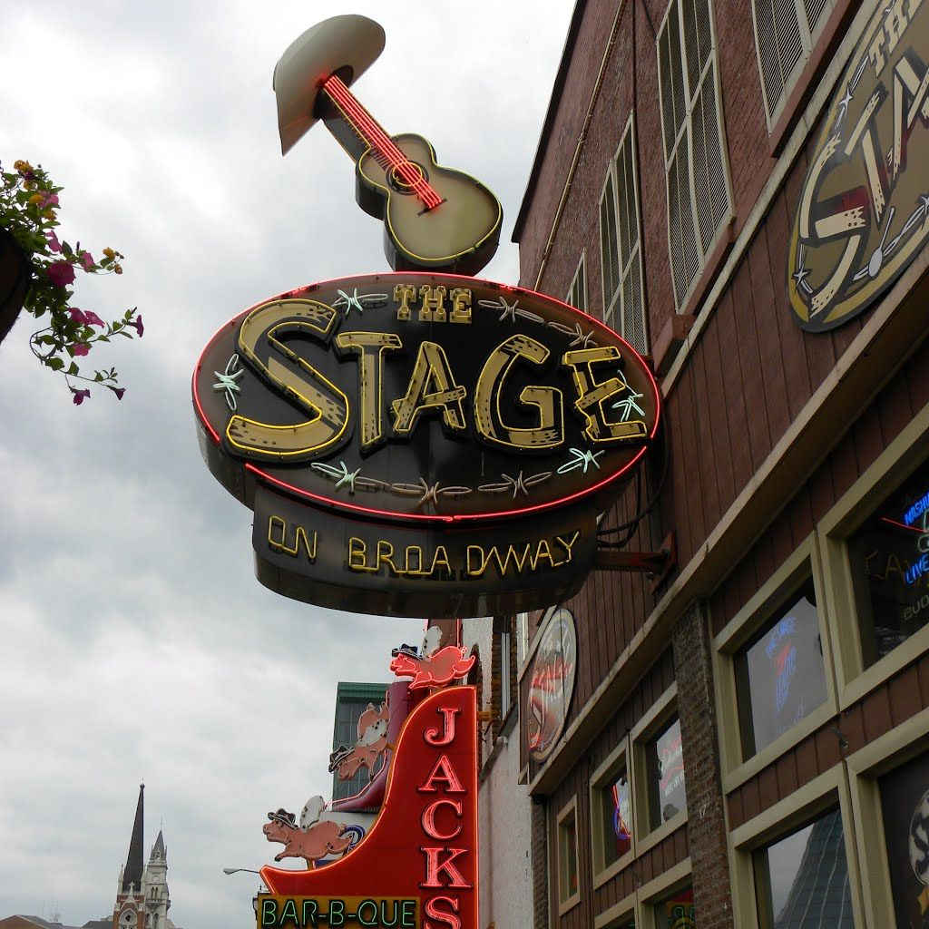 Bar Signs Broadway - Nashville TN | Firme | Bar signs, Pub