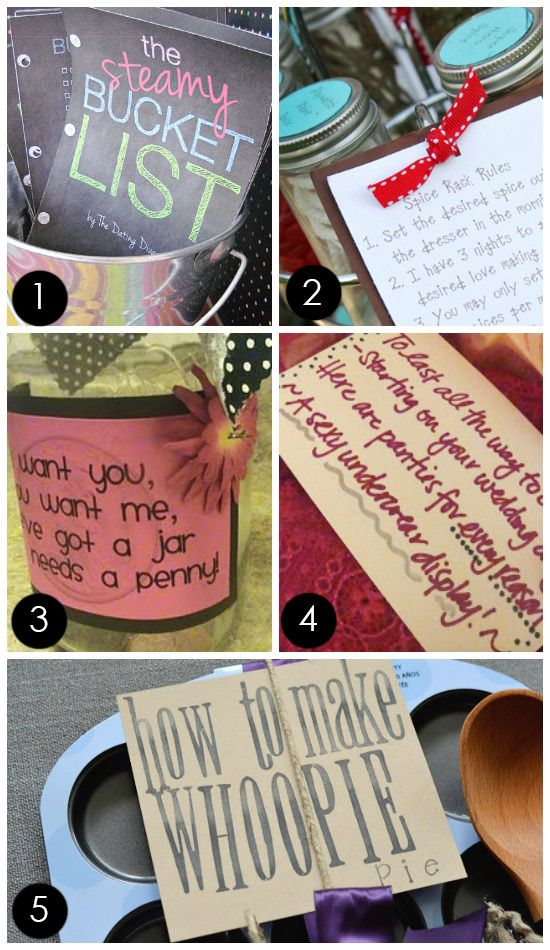 7f0aaf9d97f 60 BEST  and Most Creative  Bridal Shower Gift Ideas