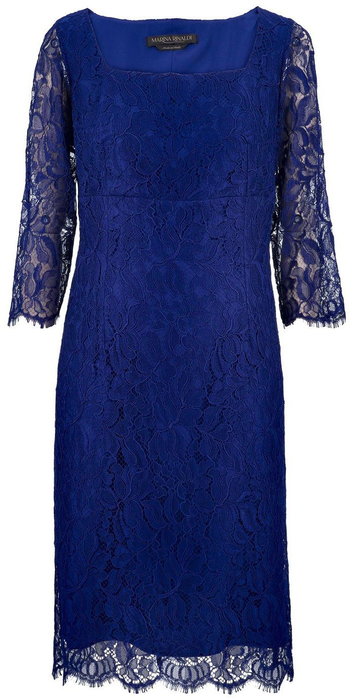 db86d153e5 Elegant Royal Blue Lace Mother of the Bride Dresses with Long ...