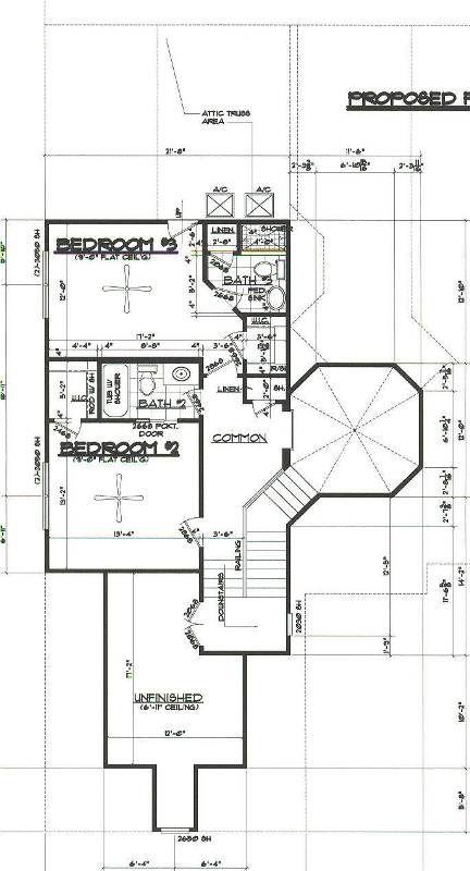 La Petite Maison F L O O R P L A N S Floor Plans