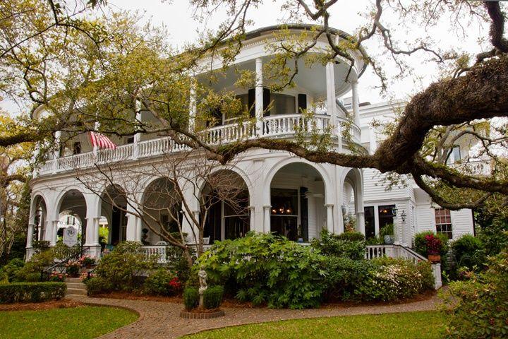 Charleston SC South Carolina South Battery Historic house