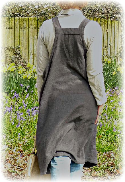 Plus size easy smock frock sewing pattern by Verity Hope www ...