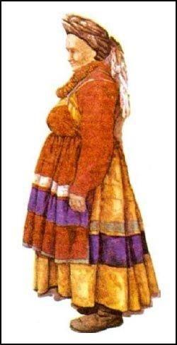 Реферат на тему русский народный костюм женский Одежда для всех  Реферат на тему русский народный костюм женский
