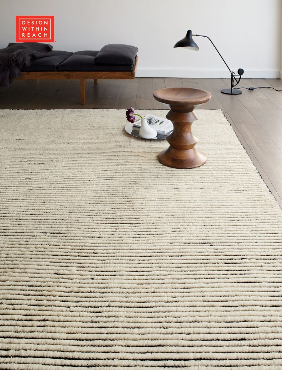 Esker Rug Designed By Sam Moradzadeh And Christina Tullock For Woven Design Within Reach