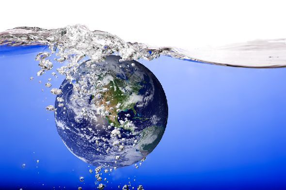 Water is life! 97% of the world's water exists in our oceans which cover 71% of the planet!