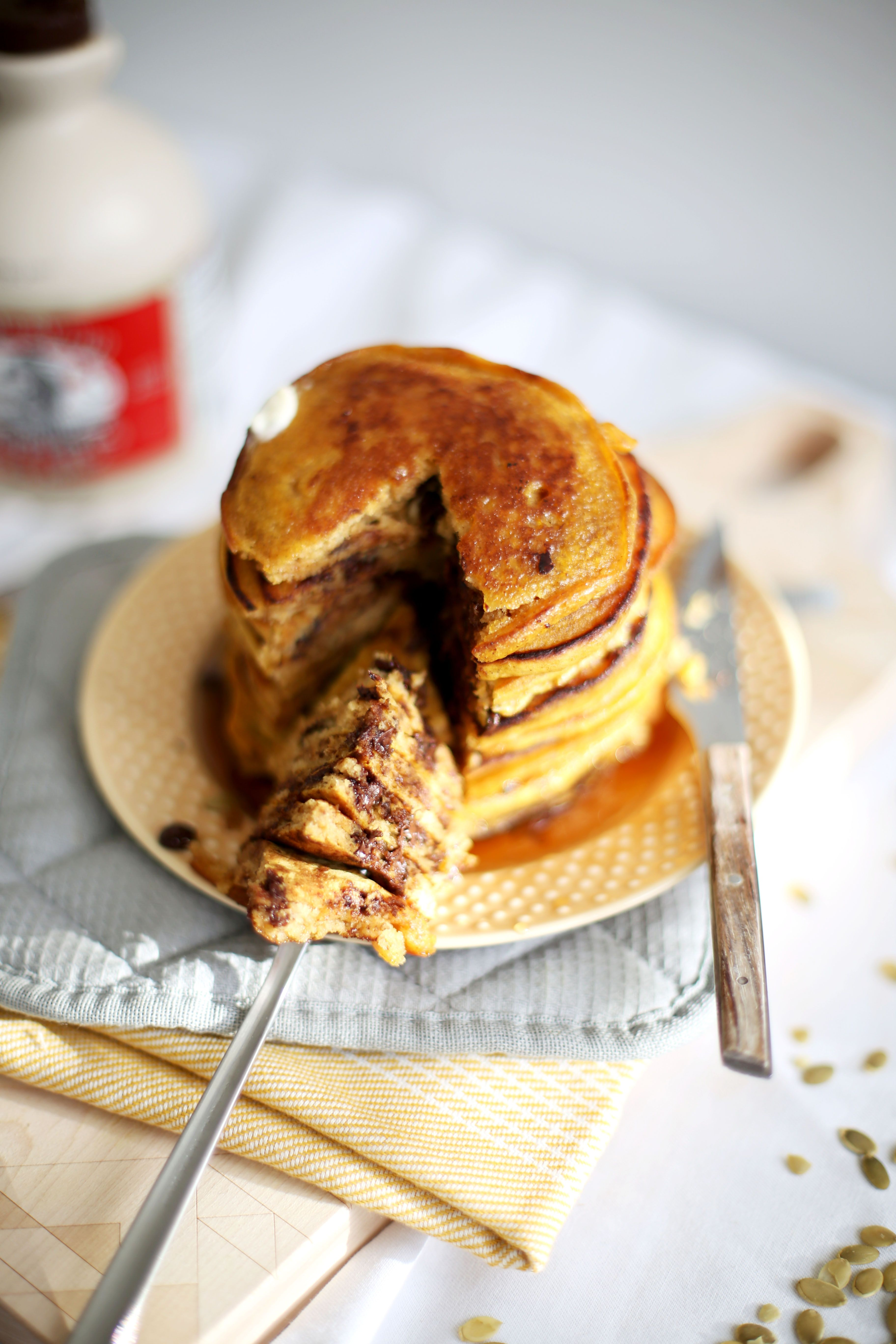 recipe: food network pumpkin pancakes [5]