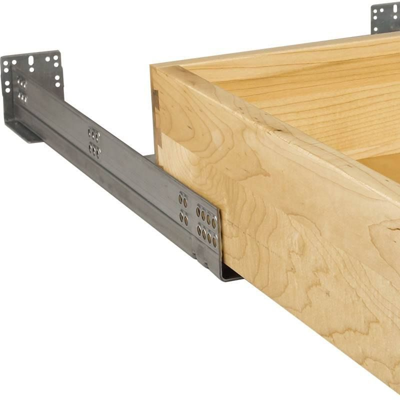 Drawer Slides Demystified (With Images)