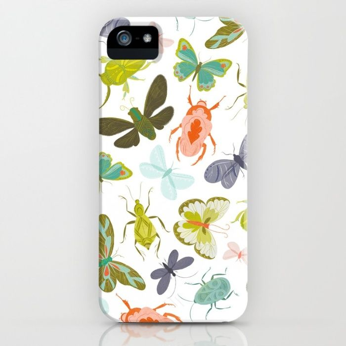 Bug Collection iPhone & iPod Case