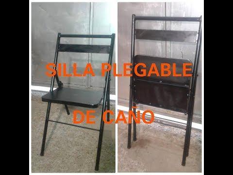 Plegable En Silla SimpleYoutubeHerreria Diy De CañoMuy 0O8XwnPk