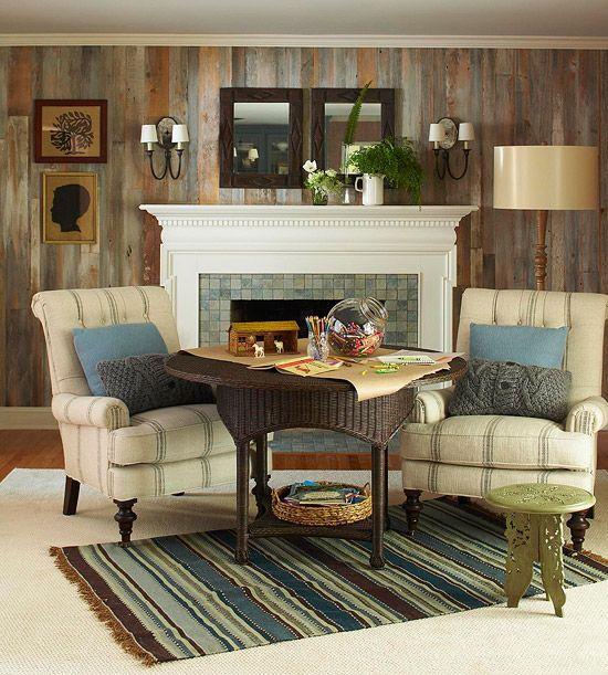 Best 25 Wood Fireplace Ideas On Pinterest Reclaimed