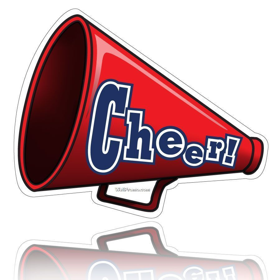 small resolution of clip art cheerleader free printable cheerleader clipart megaphone