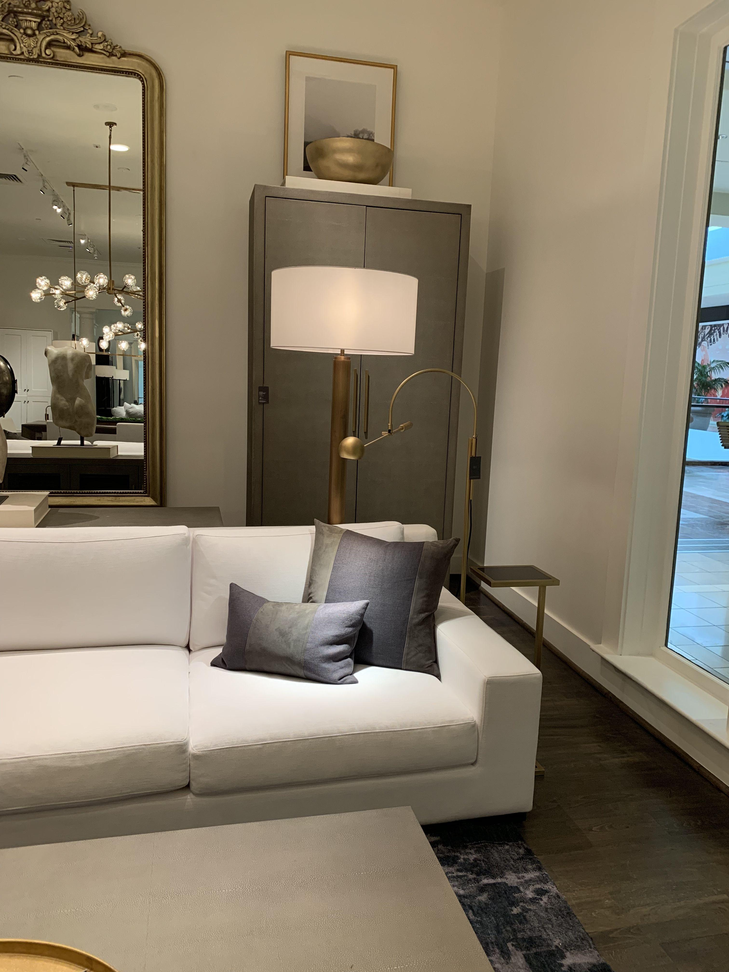 Restoration hardware lamp Living room Lamps living room