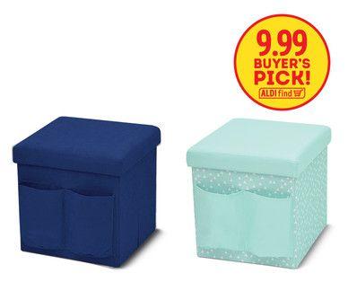 Sohl Furniture Foldable Storage Ottoman Grocery Ads Storage Ottoman Aldi