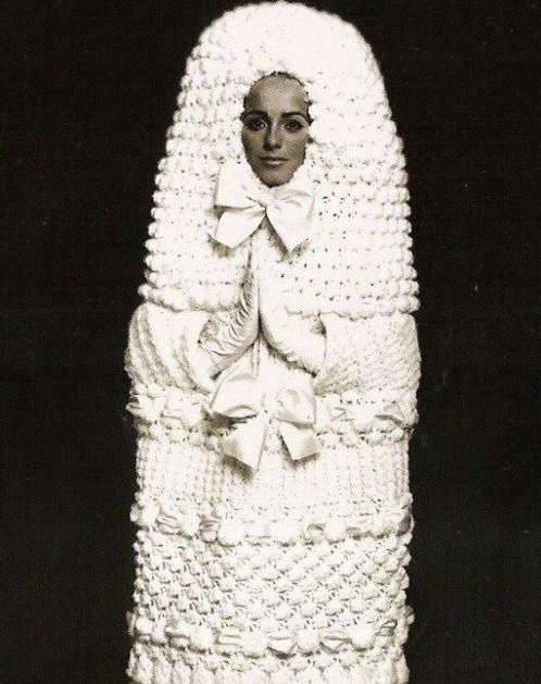 Ugly Wedding Dresses You Wont Believe People Wore