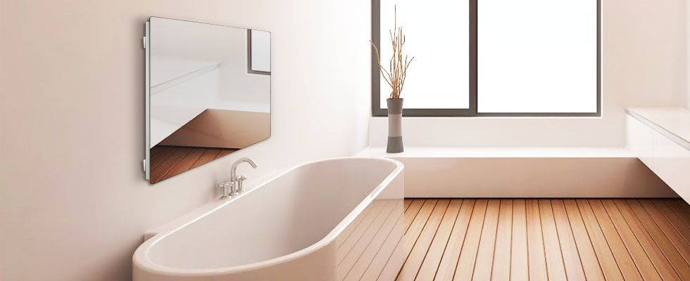 Radiant Heating Panels Add Supplemental Heat To Your Room