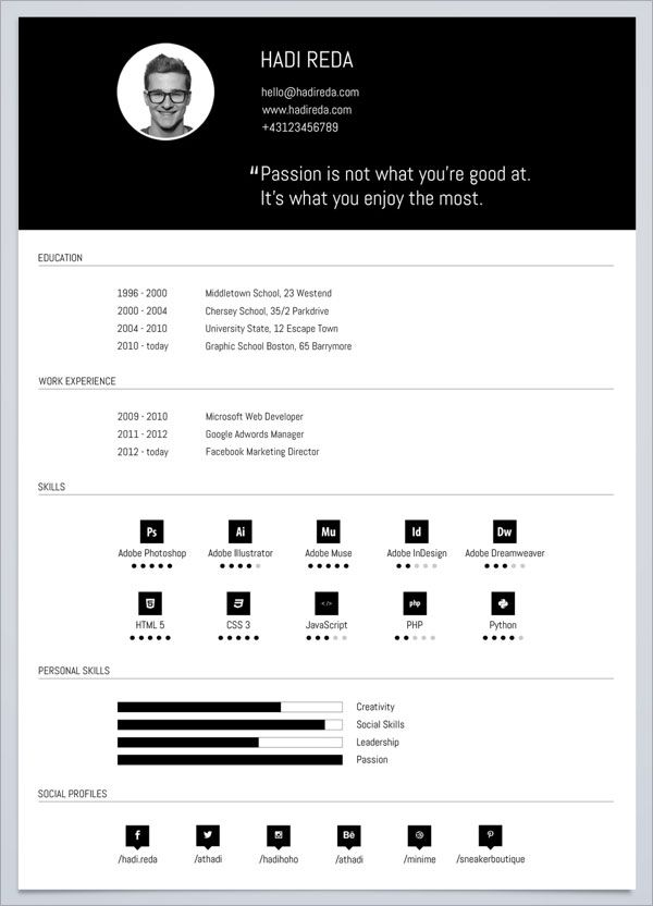 10 Best Free Resume Cv Templates In Ai Indesign Psd Formats Cv Resume Template Downloadable Resume Template Resume Templates