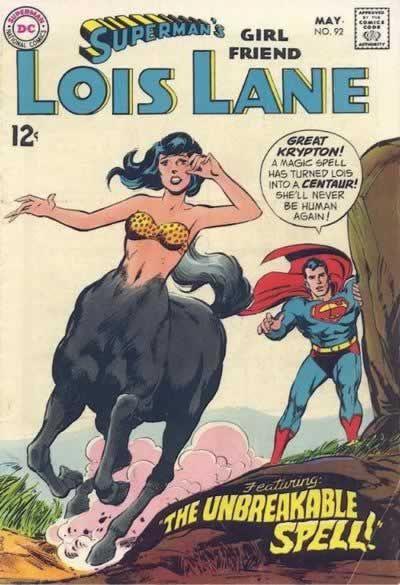 Lois lane is turned into a centaur centaurs pinterest centaur lois lane is turned into a centaur altavistaventures Choice Image