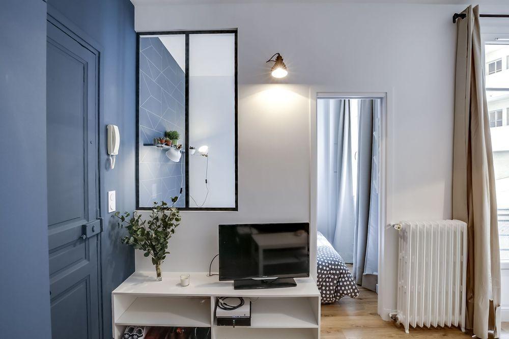 Appartement saint mandé  20 m2 optimisés Small spaces and Spaces