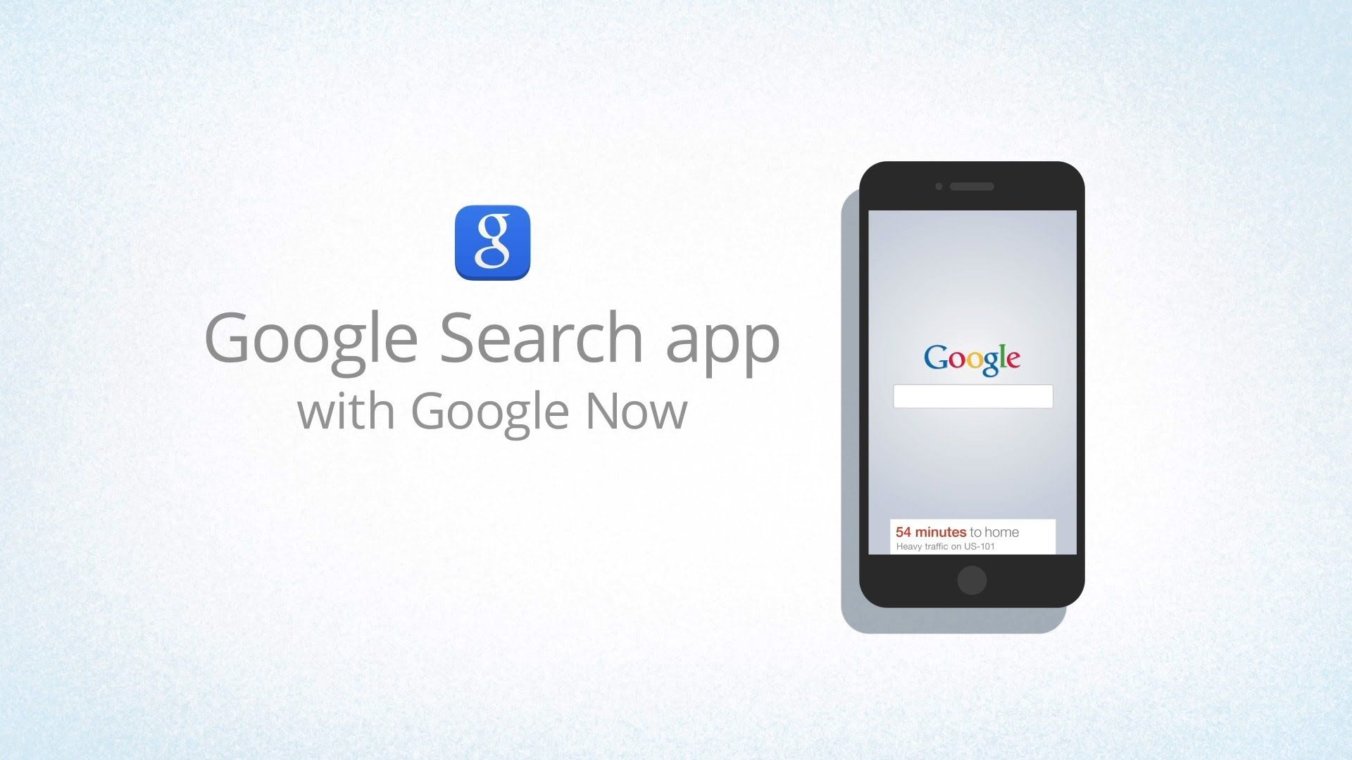 Updated Google Search app for iPhone and iPad App
