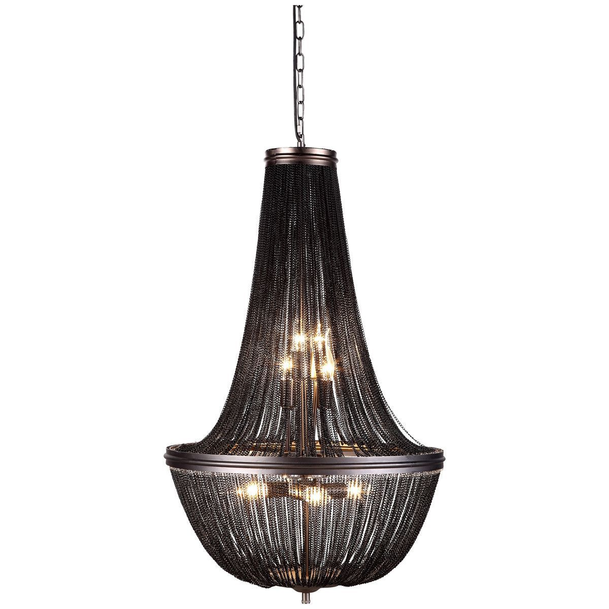 Elegant Lighting 6 Lights Paloma Pendant