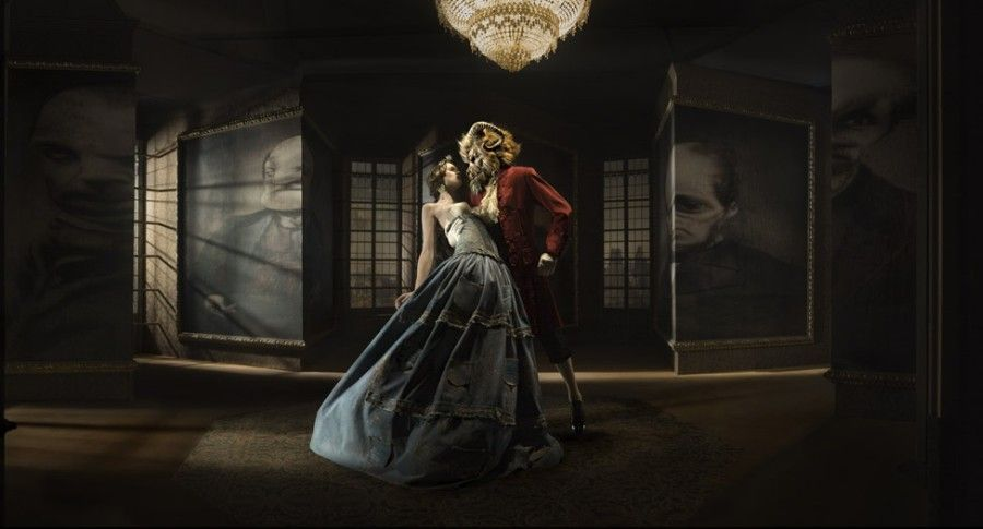 Eugenio Recuenco - Beauty and the Beast!
