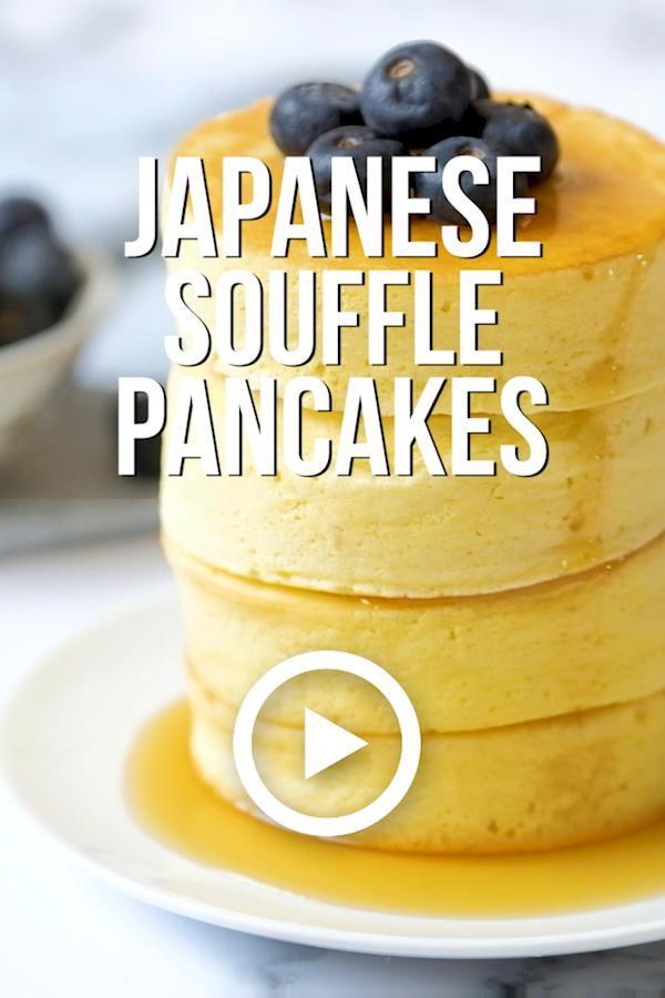 Photo of Japanese Souffle Pancakes