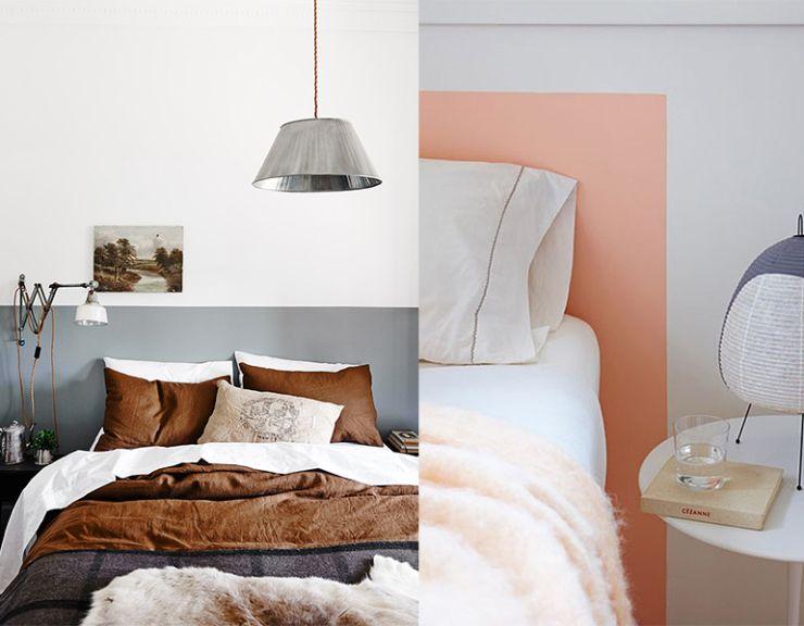 Hoofdbord voor achter je bed? maak m zelf divider and room