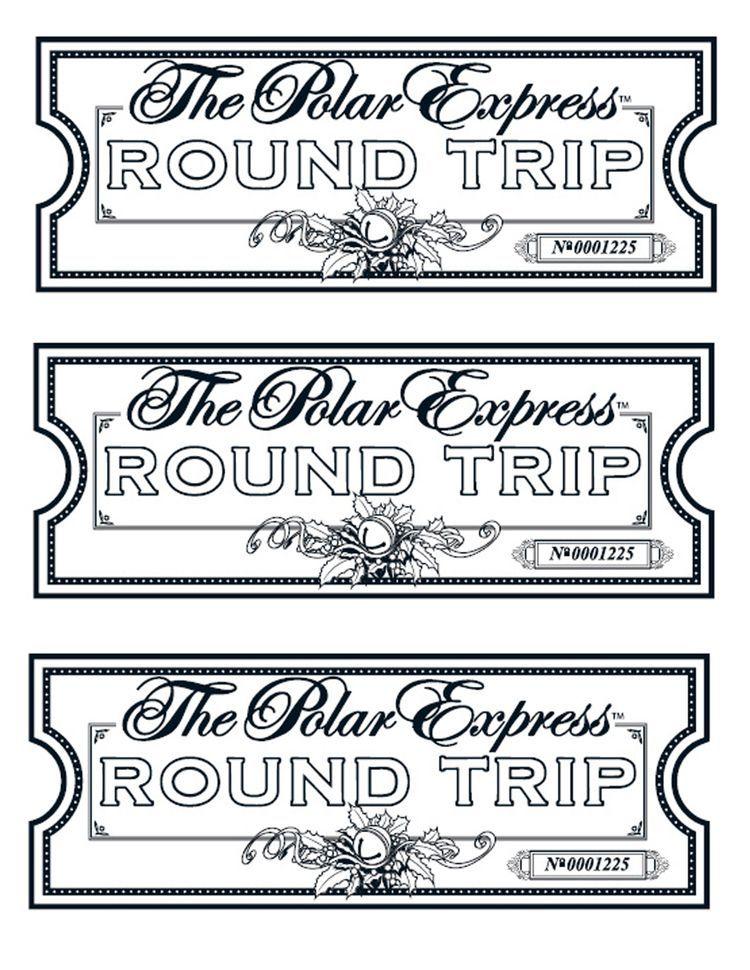 3e6272e15618d8874420bc937b66dfd5 Jpg 750 970 Pixels Polar Express Tickets Polar Express Party Polar Express Theme