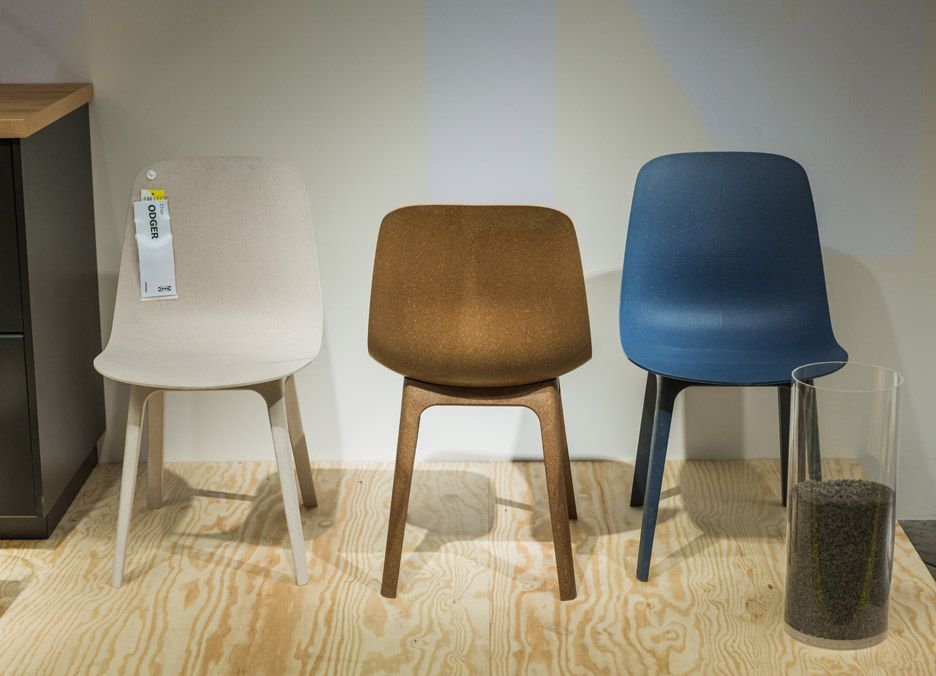 Sedie Blu Ikea : Ikea has unveiled furniture and homeware made from recycled wood