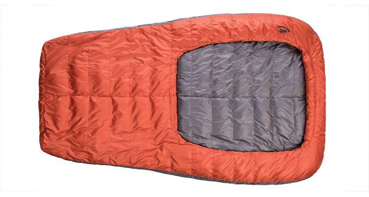 Sierra Designs Backcountry Bed Duo Best Sleeping Bag Sleeping