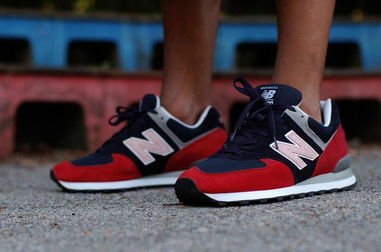 New Balance ID M574 (by Prince_Jamal) Sneakers men