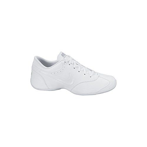 Womens Nike White Leather Walking Shoes Size 7 M