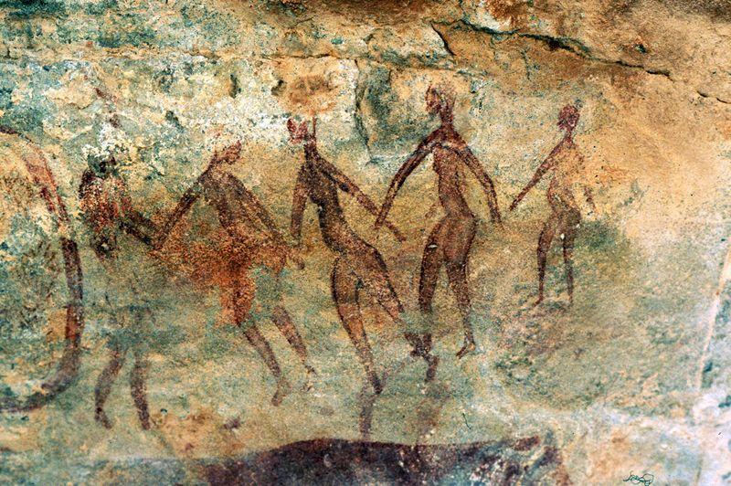 Este arte fue ms o menos contemporneo al arte neoltico