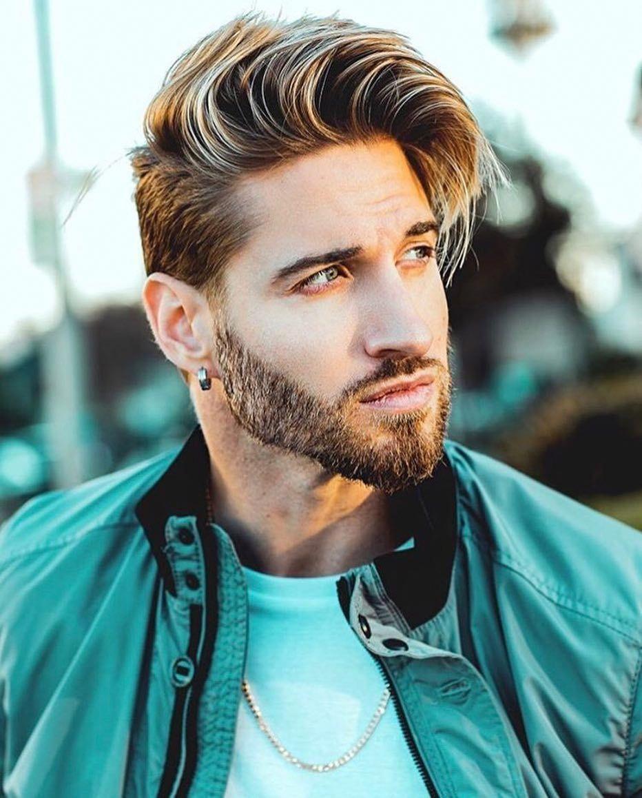 Mens hairstyles menshairstyletrends hair in pinterest