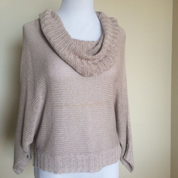 NWT BCBG Cowl Neck Sweater NWT | Cowl neck, Shoulder and Bb