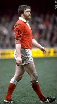 Ray Gravell Welsh Rugby Players Welsh Rugby Wales Rugby