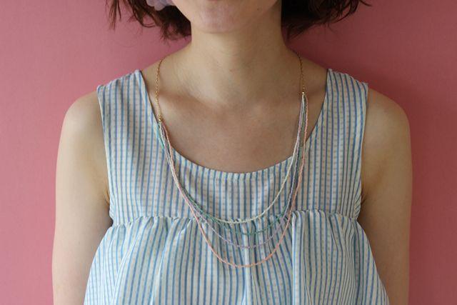 Dreamy YE necklace (NO.835)