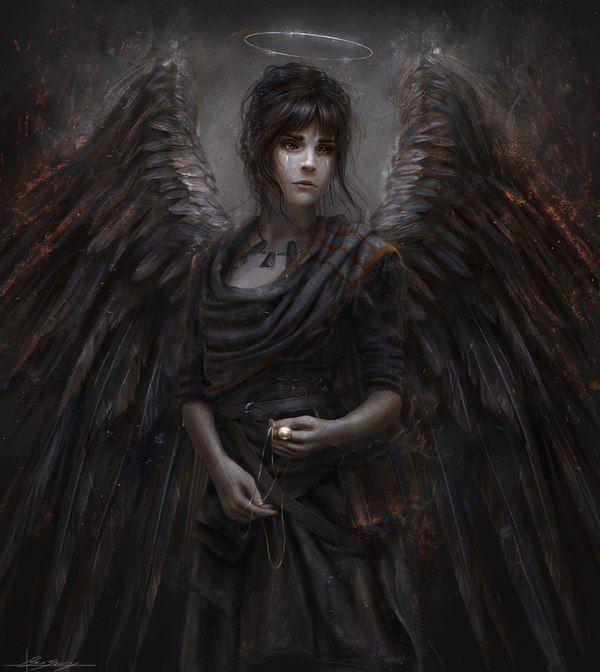 Пин от пользователя Alisa на доске Angels/Demons ...