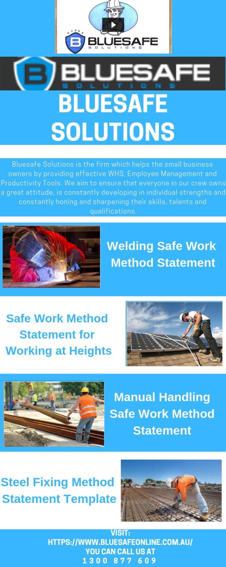 Working at Heights SWMS is a comprehensive safe work