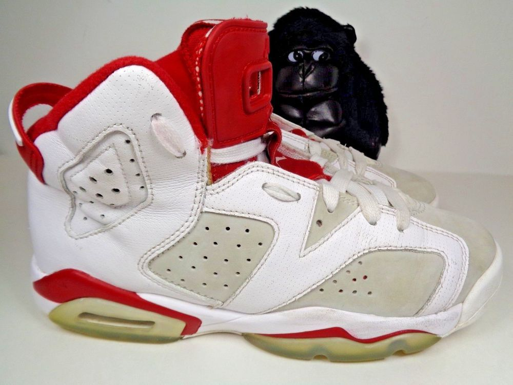 9fdeb0e5d79cb Kids Nike Air Jordan 6 VI Retro GS Basketball shoes size 5.5 Youth ...