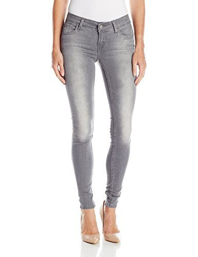 52a74f35 Levi's Women's 535 Super Skinny Jean, Tossed Smoke, 28W X... | Had ...