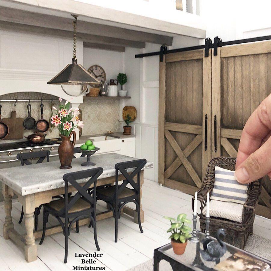 900 Mini Dollhouse Interiors Designs Ideas In 2021 Room Box Dolls House Interiors Doll House