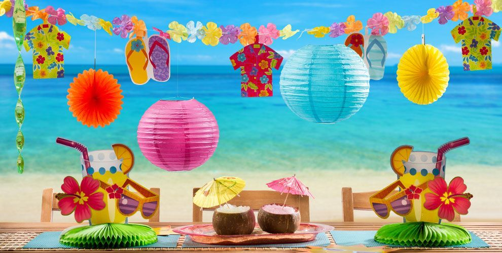 F615589f 03 Full 990 500 With Images Beach Party Decorations