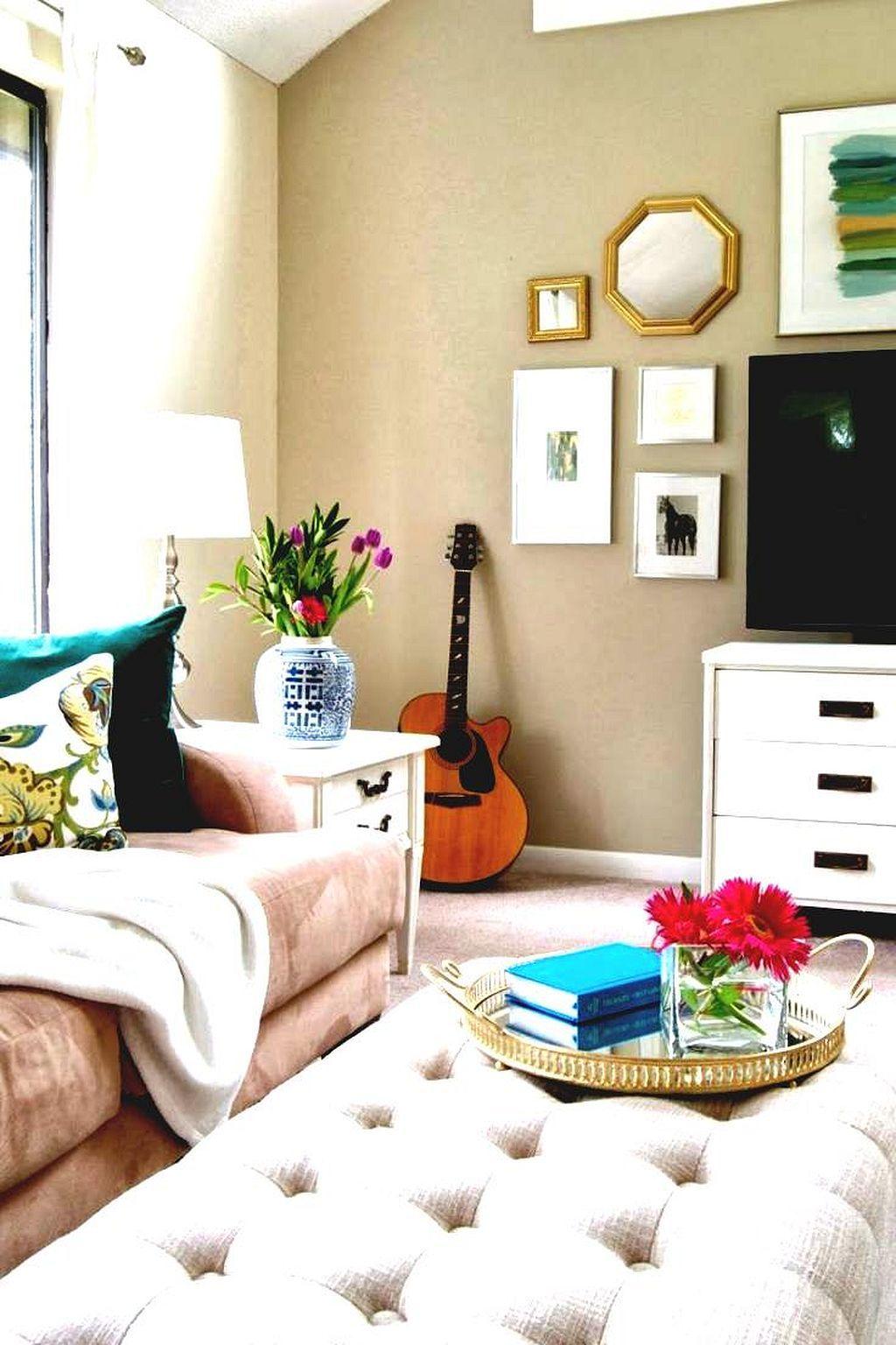 Amazing 40 Apartment Living Room Decorating Ideas On A Budget Delectable Apartment Living Room Decorating Ideas On A Budget Review