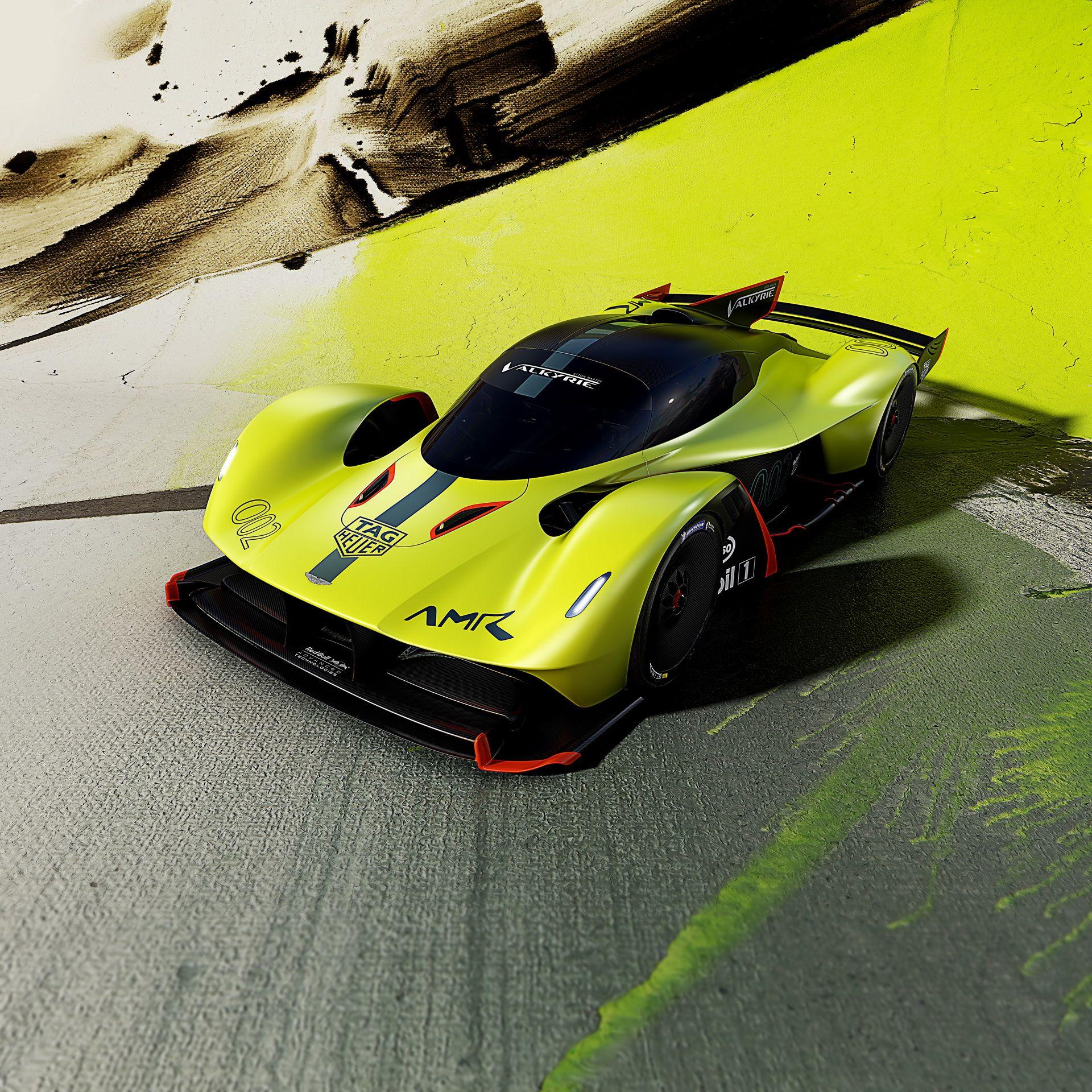 Aston Martin Valkyrie Sport