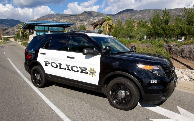 CaCSUSB Police Dept in 2020 Police cars, Police