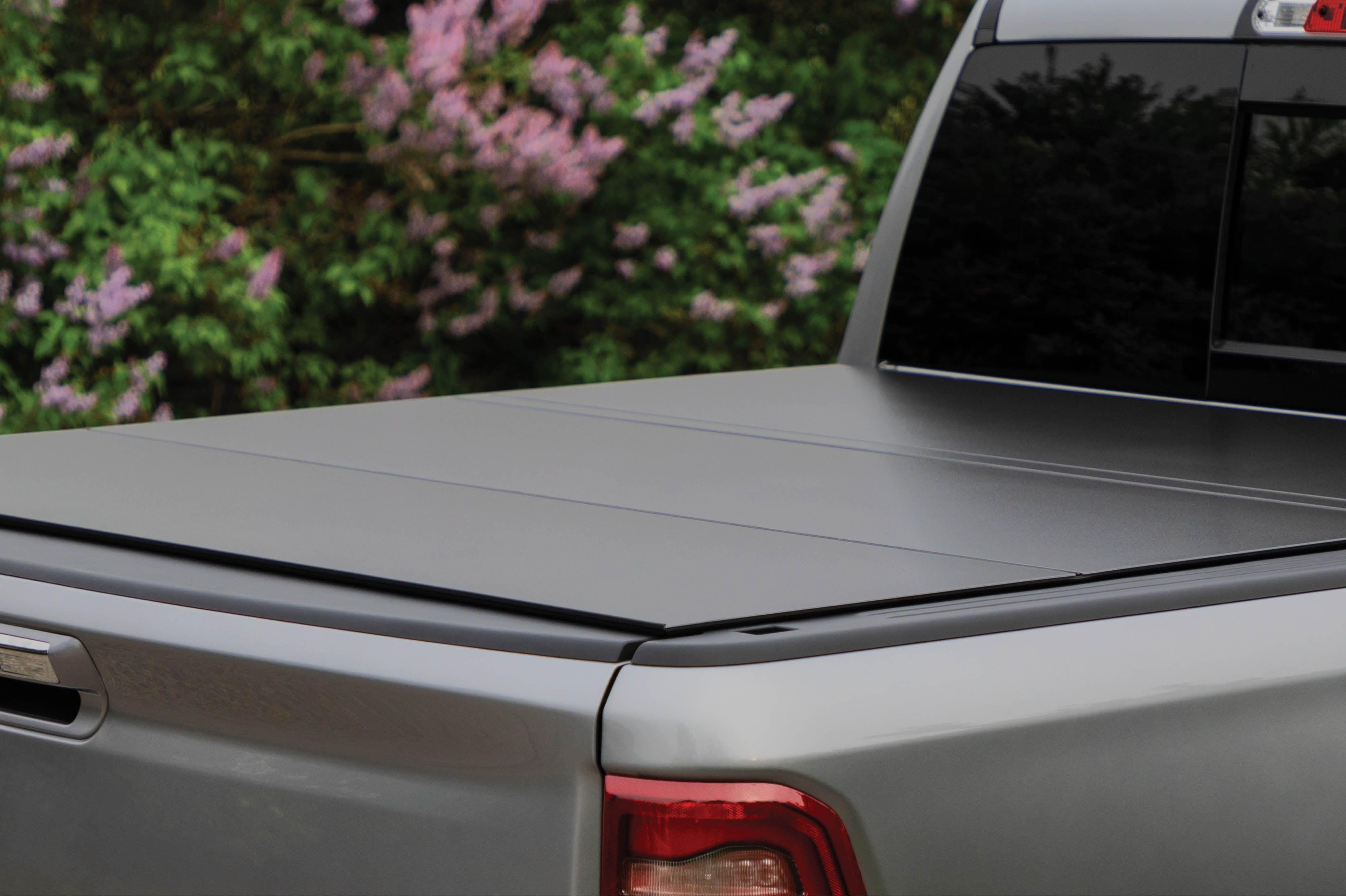 Higher Standard Lower Profile Lomax Hard Tri Fold Cover