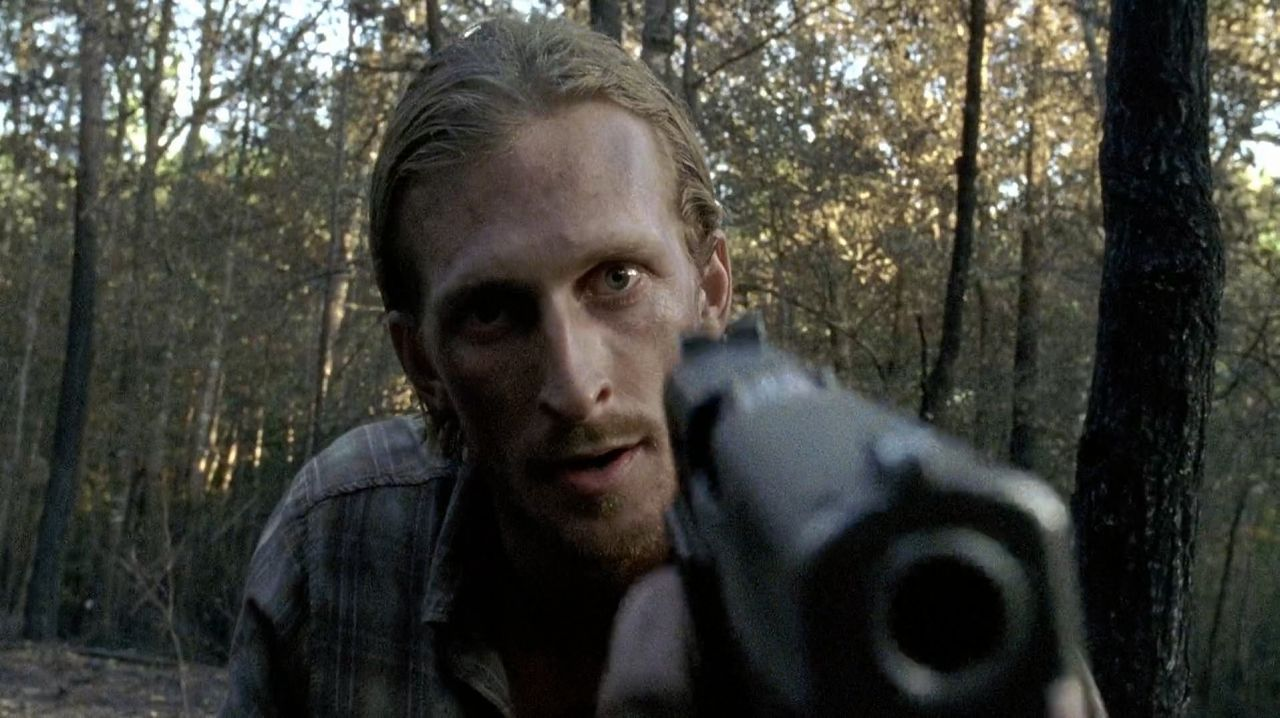 AMC Confirms The Blond Man In Sundays Episode Of The Walking Dead - The basement tv show