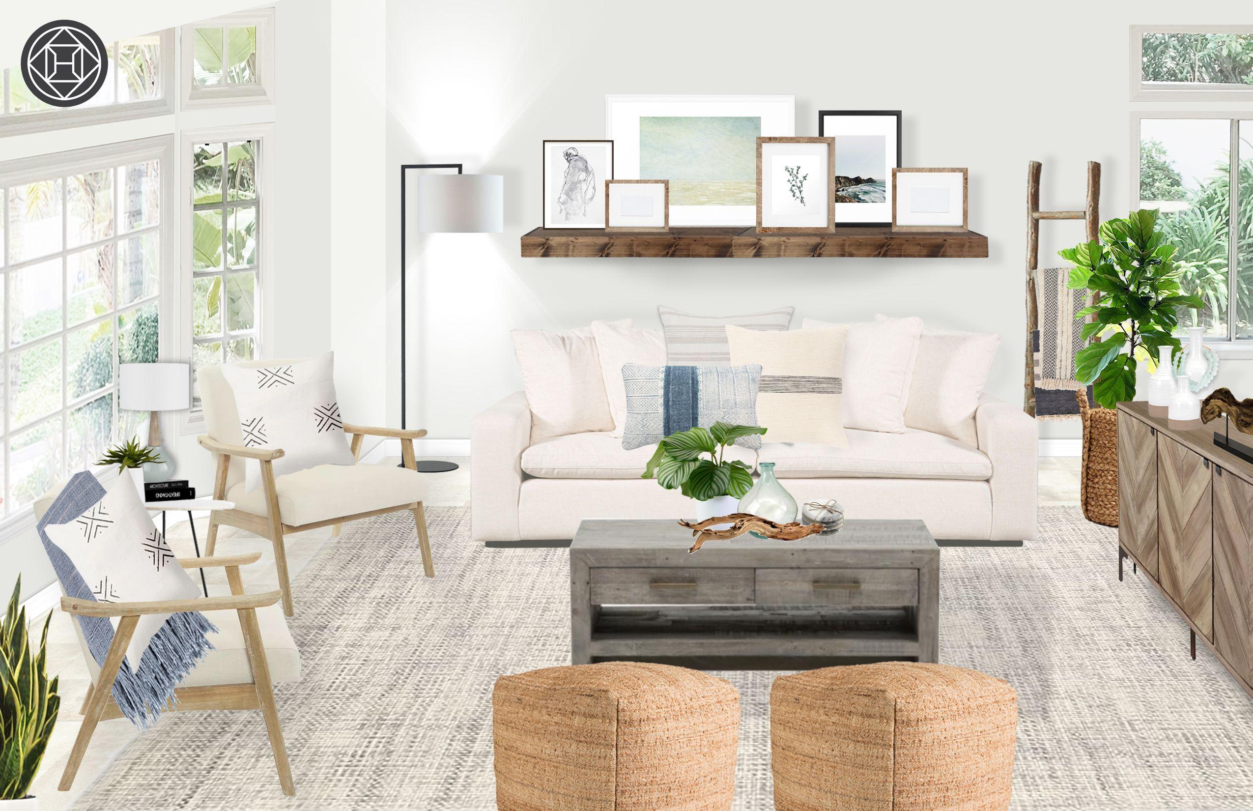 Coastal Living Room Living Room Scandinavian Bedroom Furni