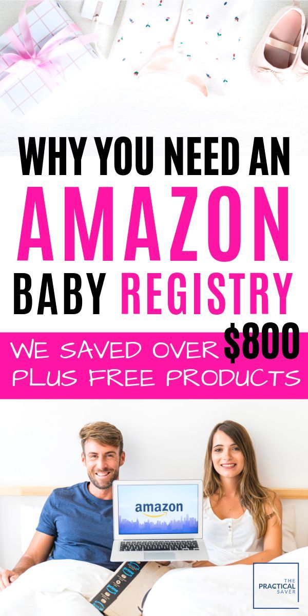 Amazon Baby Registry: Get The Free Welcome Box ($500 ...